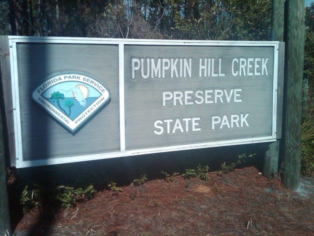 Pumpkin Hill Creek