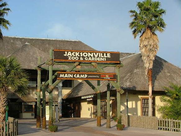 Jacksonville Zoo