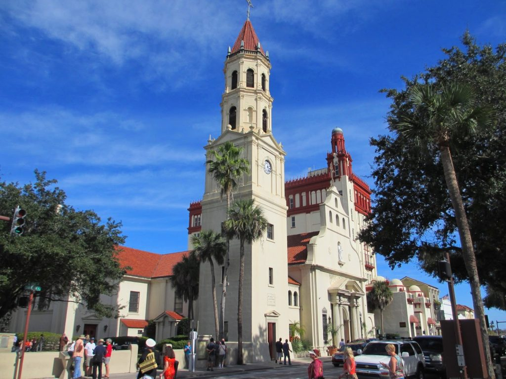 1b St. Augustine Cathedral