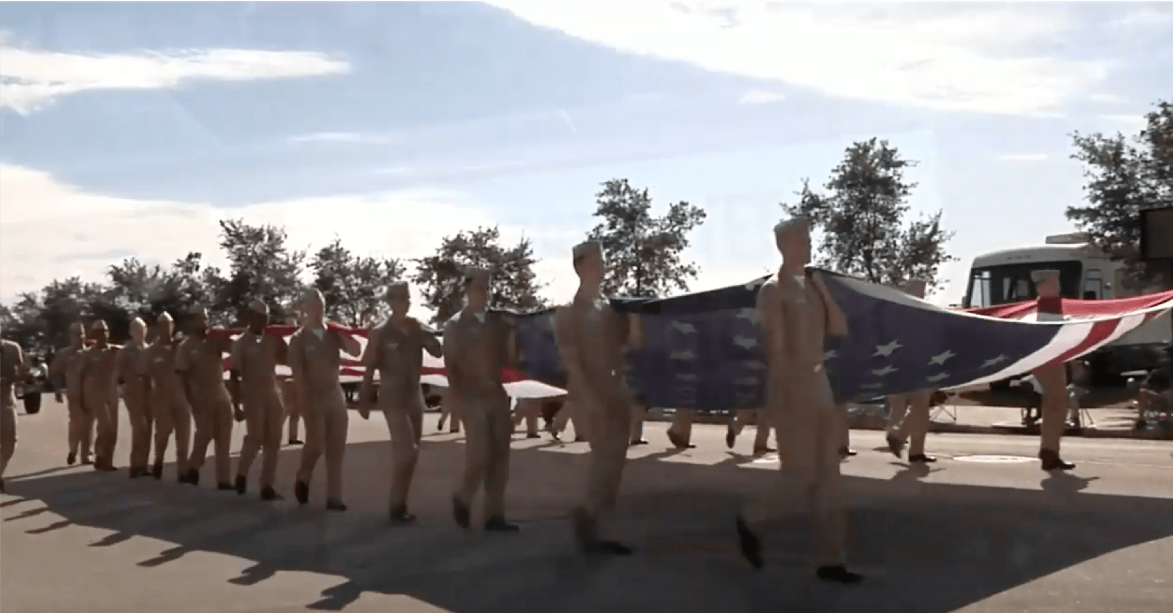 Jacksonville Veterans Day Parade 2019