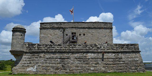 Fort Matanzas 1