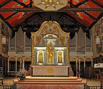 Basilica Cathedral Of Saint Augustine