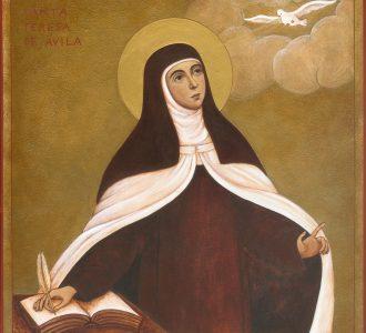 St. Teresa-of-Avila