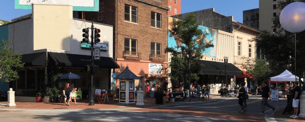jacksonville downtown